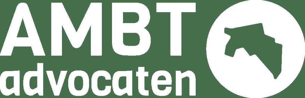 Doorzichtige logo Ambt Advocaten